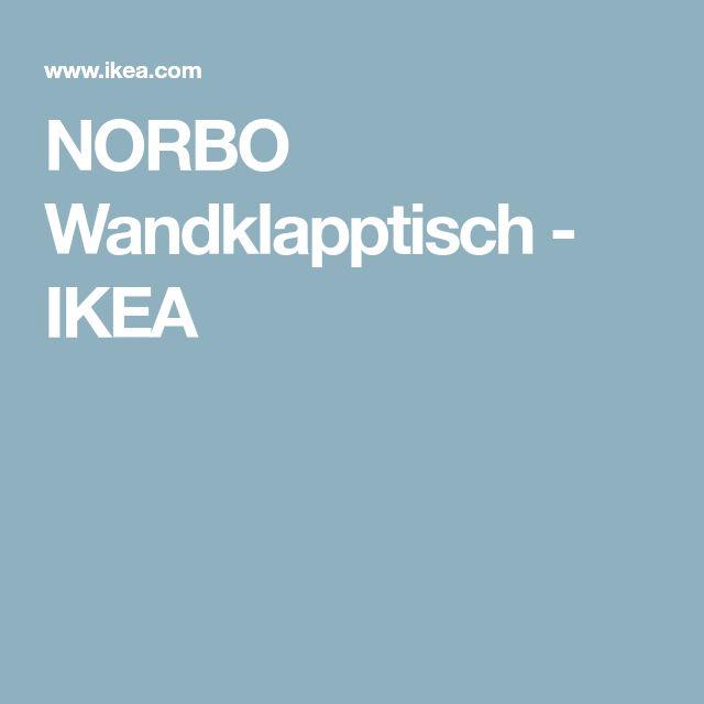 Norbo Wandklapptisch Birke Ikea Osterreich Wandklapptisch