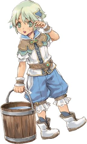 Rune Factory 4 | These kids are so adorable I don't know how to choose!!!!