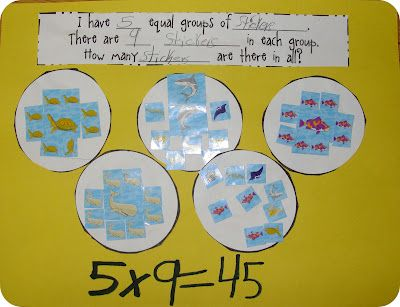 arrays and beginning multiplication