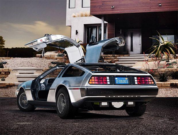 2013 All-Electric DeLorean