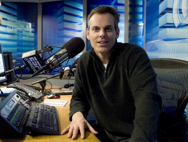Colin Cowherd is one of my favorite sports analists cause he is not afraid to say what he thinks, and if you do not agree with him, so be it.