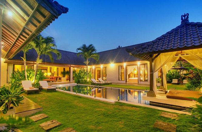 Tropical House Design Beautiful Tropical House Design