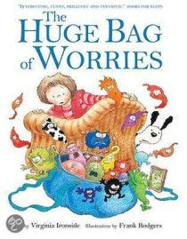 fabulous book to use when working with children who have lots of worries. It tells the story of a little girl who carries around a huge bag filled with worries