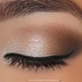 Pretty eye shadow!