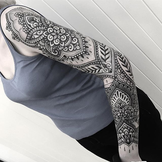 25  best ideas about Full henna on Pinterest   Henna arm as well  in addition  additionally 33 best images about Paisley Tattoo on Pinterest   Peas  Henna likewise henna inspired full sleeve tattoo by savannahcolleen   tattoo also 36 best images about henna for him on Pinterest   Henna  Biker further  also  further  additionally  furthermore Dotwork Like Henna tattoo sleeve   Best Tattoo Ideas Gallery. on henna tattoo sleeve