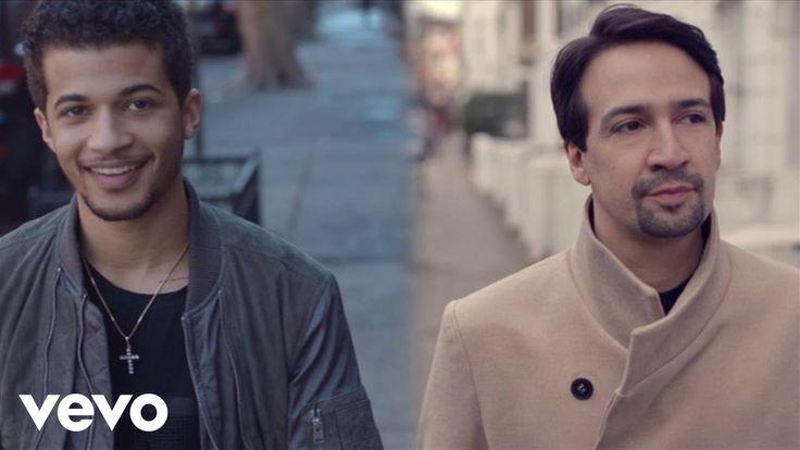 Jordan Fisher - You're Welcome (Official Video) ft. Lin-Manuel Miranda