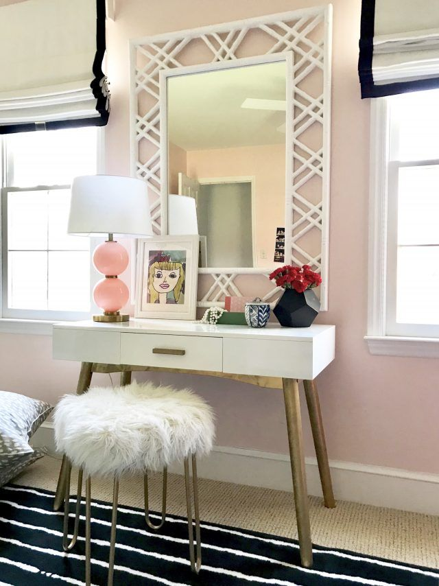 painting it pink a teen girl s colorful bedroom best of emily a rh pinterest com
