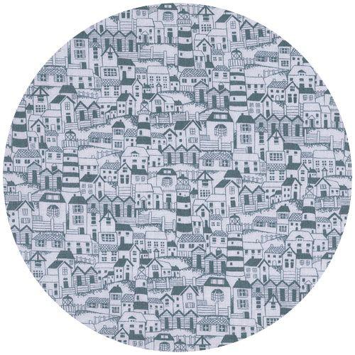 Makower uk houses gray