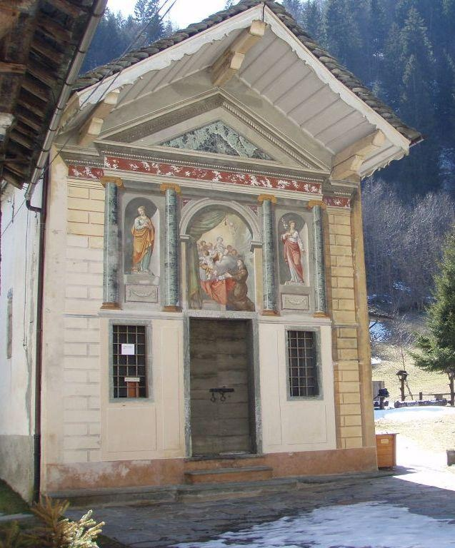 One of the Alagna's church
