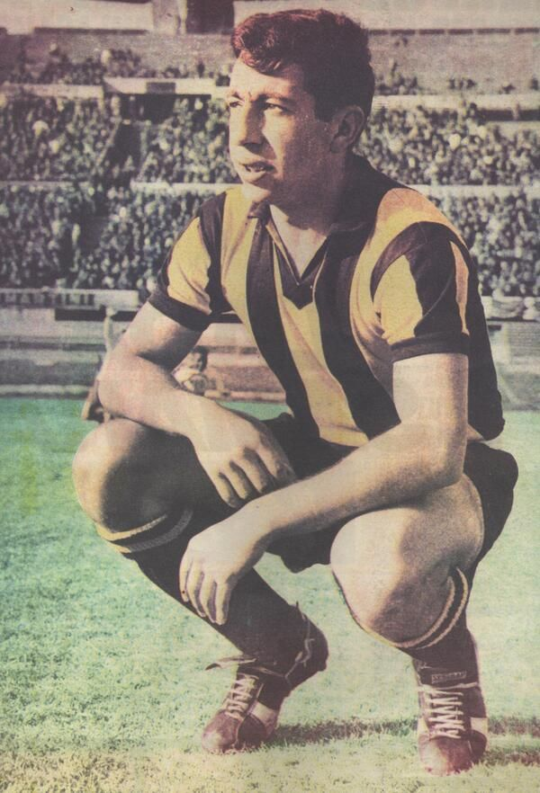 Omar Caetano Otero (8 November 1938 – 2 July 2008) was a Uruguayan footballer. He represented Uruguay at the 1966 FIFA World Cup and 1970 FIFA World Cup. He played club football with Peñarol, where he won 8 league titles, 4 major international titles and played in a record 57 derby matches against rivals Nacional. He also spent the 1975 season in the NASL with the New York Cosmos.