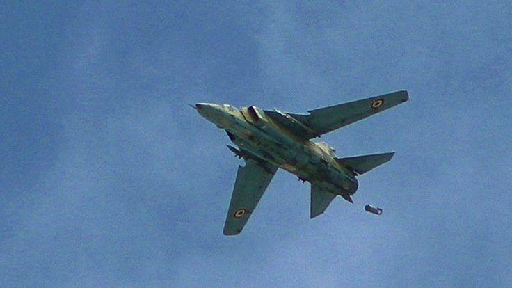 La aviación siria destruye una base y equipamiento del Estado ... - RT en Español - Noticias internacionales