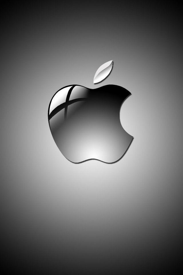 Картинки айфона яблочко