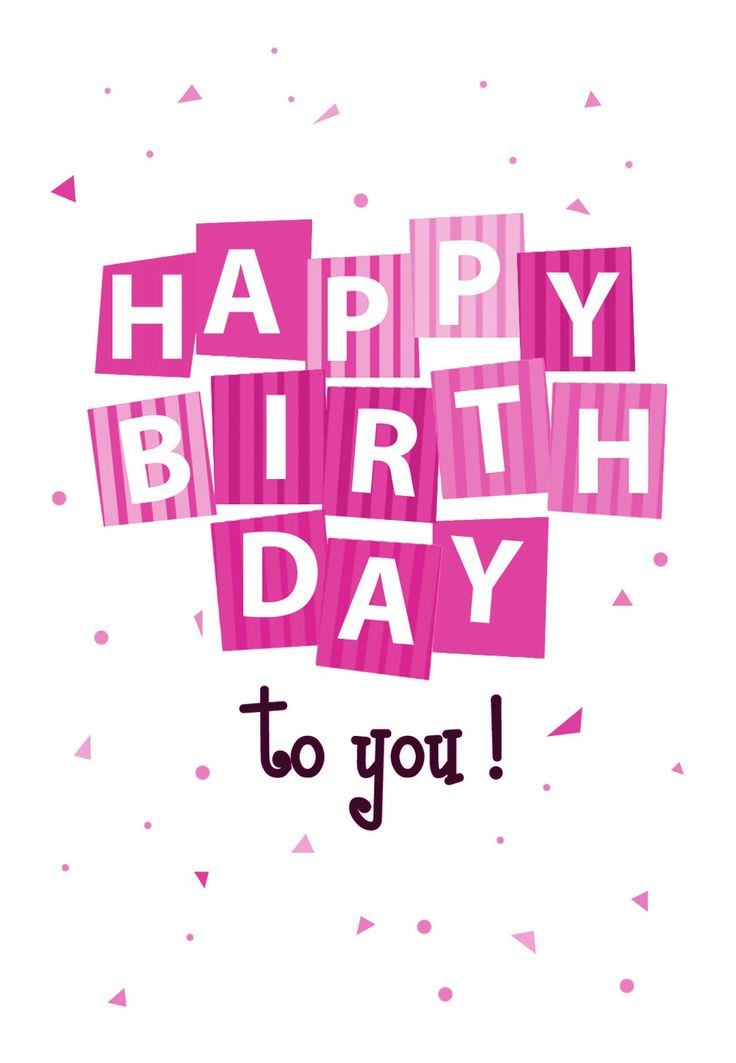 The 25+ best Free happy birthday cards ideas on Pinterest | Free ...