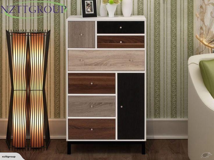 Lowboy Drawers Storage Buffet Cabinet | Trade Me