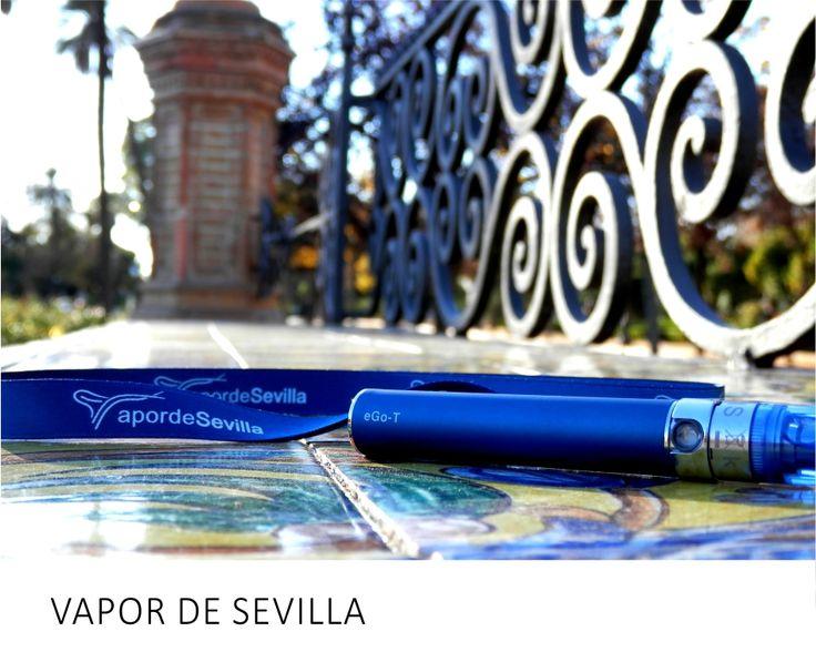 Diseño, Comunicación y soluciones web para el proyecto Vapor de Sevilla | http://www.limagemarketing.es/portfolio/vapor-de-sevilla/ | L'image Marketing | Agencia de Publicidad y Comunicación en Sevilla