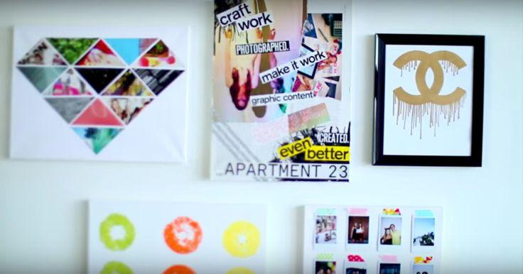 1000 images about diy room decor on pinterest for Room decor laurdiy