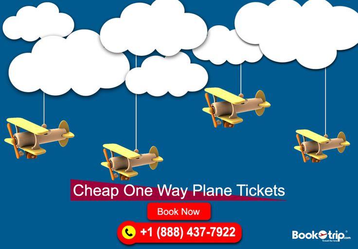 grab one way flight tickets.