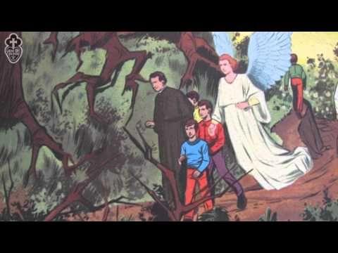 El infierno, sueño de San Juan Bosco - YouTube