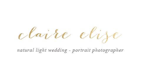 Test Post from Claire Elise Photography