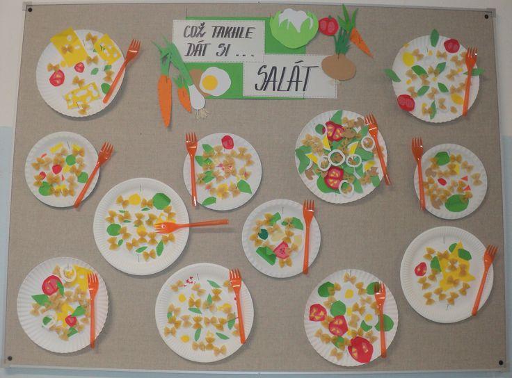 Zdravá strava - Salát