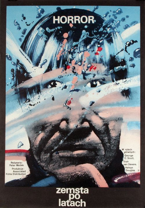 The Changeling, Polish Movie Poster
