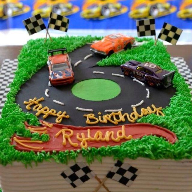 Ryland's 6th Birthday - Hot Wheels