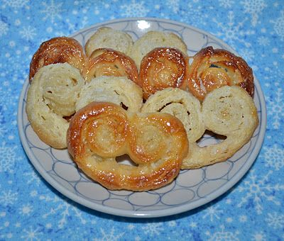 Palmiers (Elephant Ears) | Healthy Food and Recipes | Pinterest