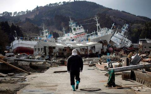 12/20/2017 - Japan warns of 'impending' mega-quake as large as one that caused Fukushima meltdown
