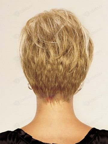 Tidebuy.com Offers High Quality High Quality Elegant Short Straight Synthetic Hair Wig 10 Inches , We have more styles for Synthetic Hair