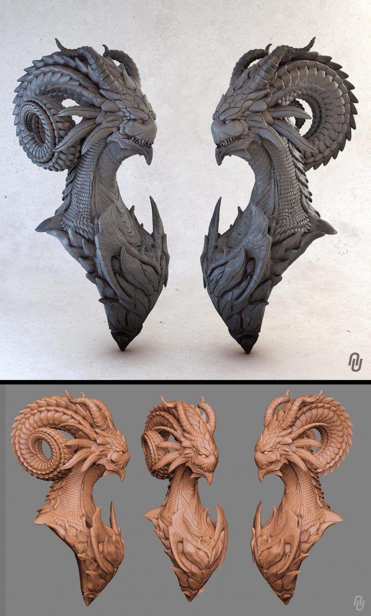 Dragon by Eternity-nu