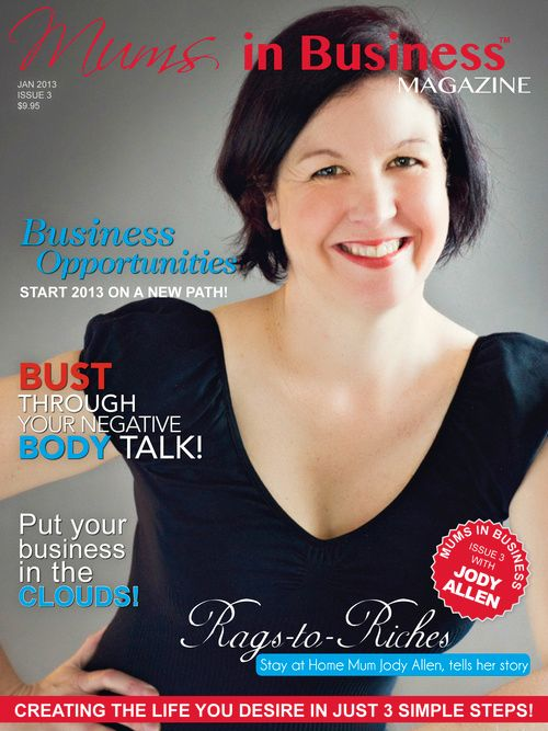 Issue 3 -- Mums in Business Magazine