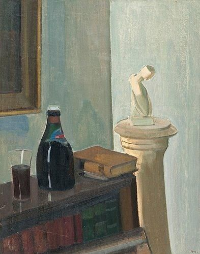 EERO NELIMARKKA Still Life (1941)