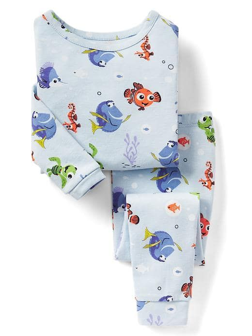 Finding Dory sleep set (size 2)