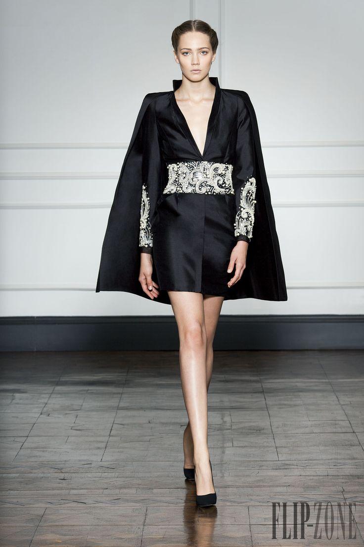 Dilek Hanif Automne-hiver 2014-2015 - Haute couture