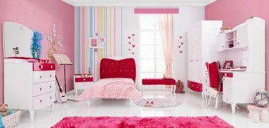 Yakut - Rubin #gyerekbútor #bútor #desing #ifjúságibútor #cilekmagyarország #dekoráció #lakberendezés #termék #ágy #gyerekágy #yakut #rubin #pink #magenta #szoba