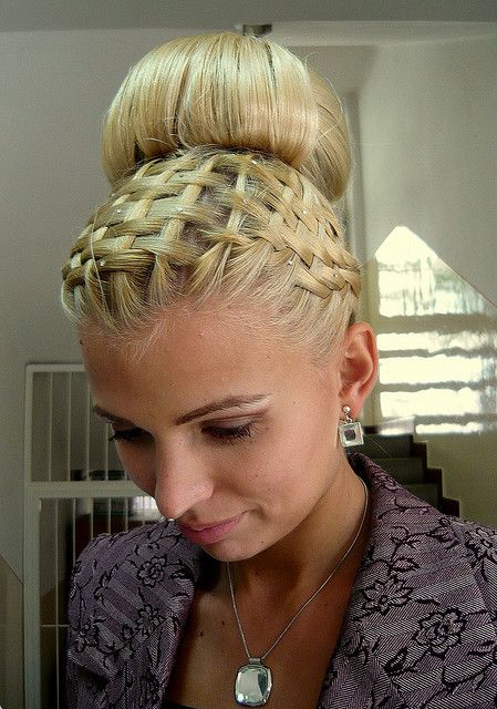 How To Make A Basket Weave Hairstyle : Best basket weave hair ideas on