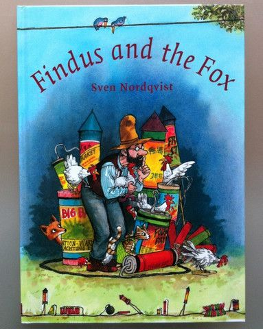 Sven Nordqvist: Findus and the Fox – Tales for Tadpoles