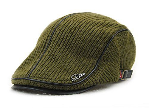 High Quality and Brand new Knitted Wool Duckbill Hat. Various colors available. Trendy design for Men. Enjoy the great outdoor or attend a sporting event with this Knitted Wool Newsboy Flat Hat for men.  This Classic & Vintage Style Duckbill Hat is made of High Quality of Knitted Wool. This...