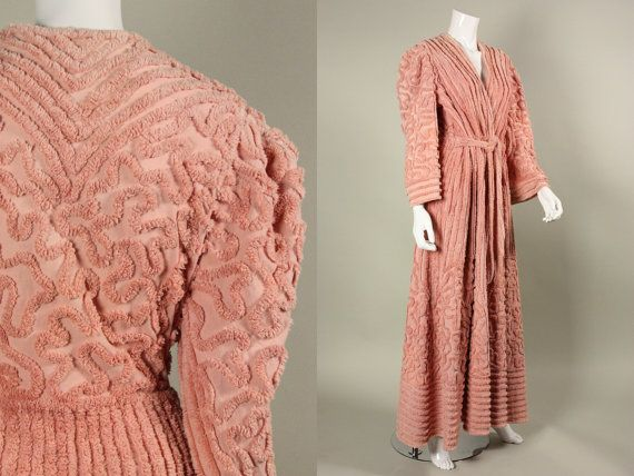 26 best Chenille Robes images on Pinterest | Robe, Robes and Tunics