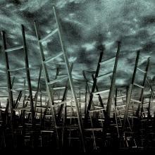 Terra e cielo, 2013, Luisa Menazzi Moretti - Irma Bianchi Comunicazione