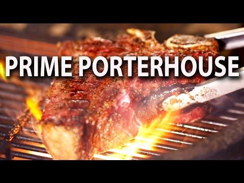 3 Pound Porterhouse Steak Recipe - Big Meat Sunday - http://2lazy4cook.com/3-pound-porterhouse-steak-recipe-big-meat-sunday/
