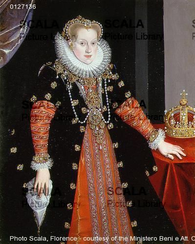 Artist: Koeber, Martin (16th cent.) Title: Anne of Austria