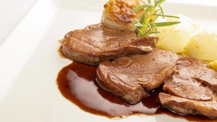 Una delle migliori ricette col filetto di maiale marinato for Cucinare zenzero