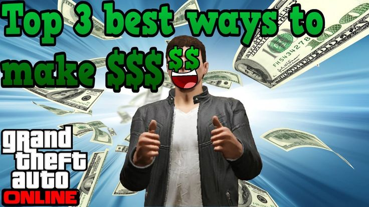 GTA online guides - Top 3 best ways of making money - WATCH VIDEO here -> http://makeextramoneyonline.org/gta-online-guides-top-3-best-ways-of-making-money/ -    tips on how to earn cash online  In this video i share my personal top 3 best methods of making money within the world of GTA online! All of these methods will require investment to get you started but as they always say, You need money to make money! Heres the link to the Motorcycle club...