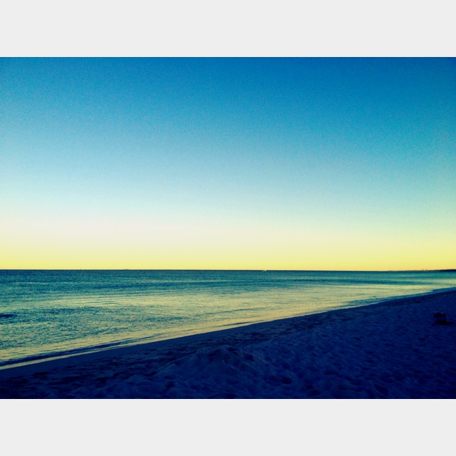 Port beach - Fremantle