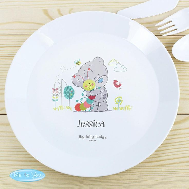Personalised Plastic Drop Proof Dinner Plates for Kids  sc 1 st  Pinterest & 7 best Personalised Plastic Dinner Plates for Kids UK images on ...