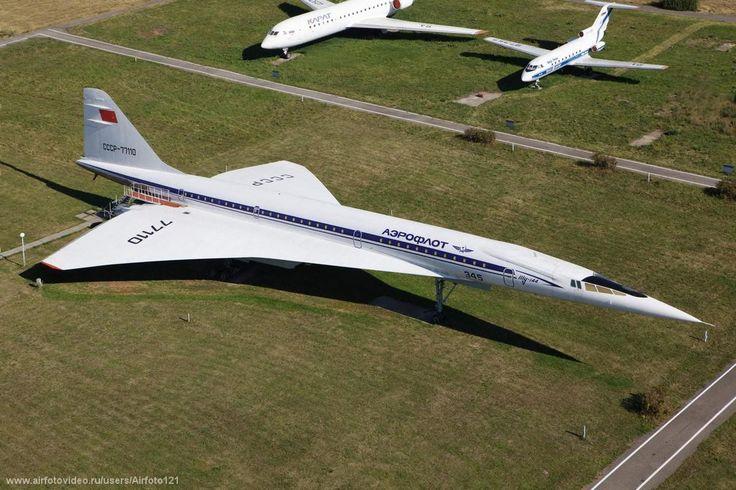 Легендарный, сверхзвуковой самолет Ту-144 история создания и становления...
