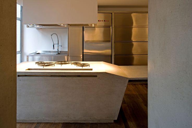 Apartamento do Houssein Jarouche / Triptyque