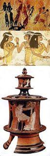 La depilación. Los antiguos Egipcios tenían un elevado concepto de la estética, la higiene y se depilaban todo el cuerpo. Las mujeres usaban cremas depilatorias hechas con la sangre de animales, tortugas, gusanos o la grasa de hipopótamo (papiro de Eber 1500 a.C.). Usaban ceras que se hacían con azúcar, agua, limón, aceite y miel ó sicomoro (árbol sagrado), goma y pepino. Los hombres usaban navajas de sílex, luego de cobre y de hierro.