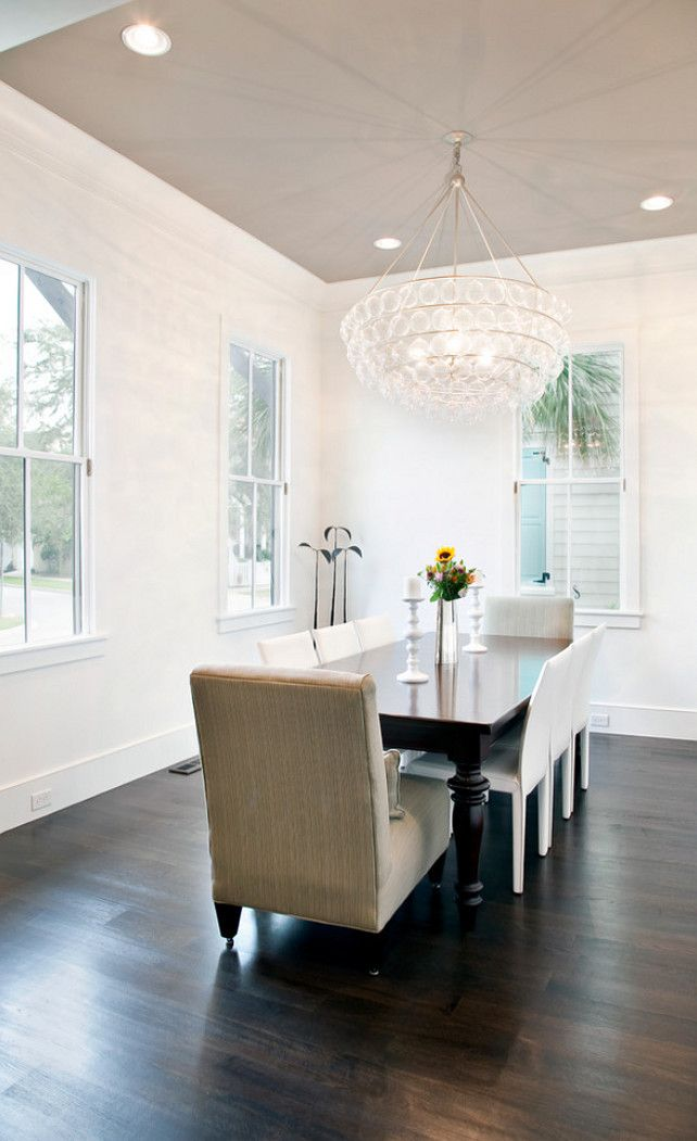 17 best images about dining rooms on pinterest table and Beautiful paint colors for dining rooms